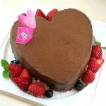 生チョコケーキ(要予約)